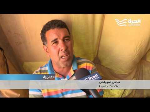 تونس: عاطلون عن العمل يعتصمون داخل خيام منتشرة في مدينة تطاوين  - 22:20-2017 / 5 / 25