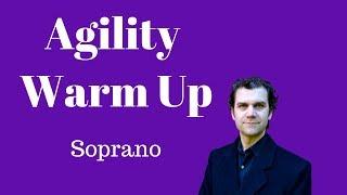 Mezzo Soprano Singing Warm Up - Full Range - Agility Focused