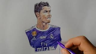 Speed Draw - Cristiano Ronaldo