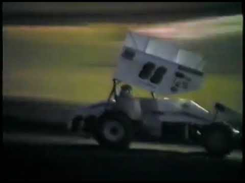 World of Outlaws - Chico - Silver Dollar Speedway - (1988)