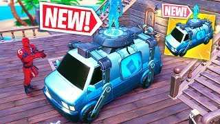 *NEW* RESPAWN VAN IN-GAME..!! | Fortnite Funny and Best Moments Ep.411 (Fortnite Battle Royale)