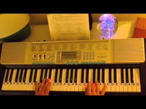 How to Play ~ Lovesong ~ Adele ~ LetterNotePlayer ©