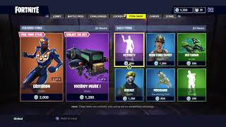 *NEW* THIS MIGHT BE ONE OF THE NEXT RAREST SKIN!! Fortnite Item Shop | September 12, 2018