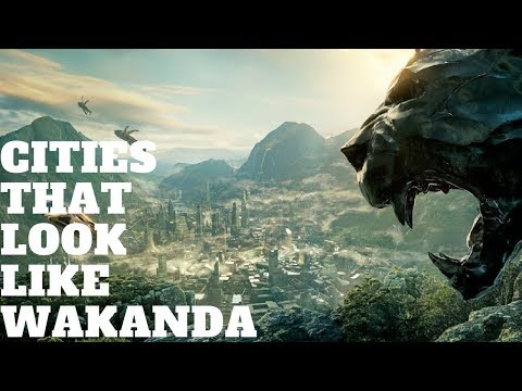 5 African Cities You Should Visit If You're Dreaming Of Wakanda