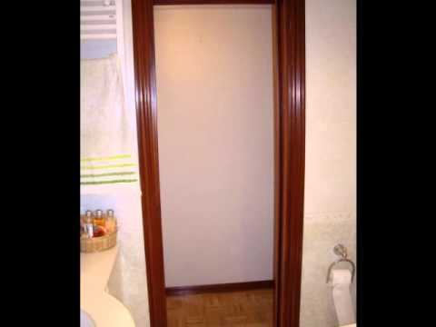 como hacer puerta corredera
