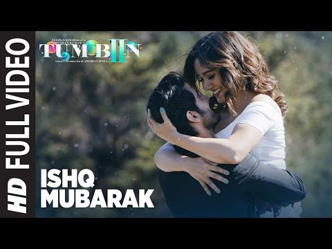 Thumbnail: ISHQ MUBARAK Full Video Song || Tum Bin 2 || Arijit Singh | Neha Sharma, Aditya Seal & Aashim Gulati