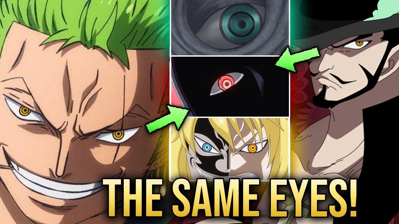 Zoro's NEW Left Eye Power - One Piece MYSTERY Reveal @Tekking101 STRONGEST Power from Mihawk THEORY
