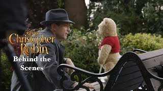 'Christopher Robin' Behind The Scenes