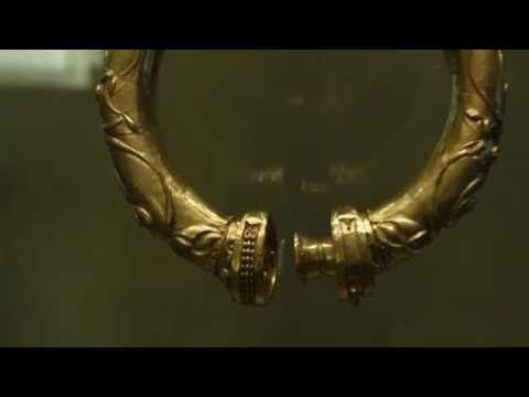 Broighter Collar (100 B.C.) - discovered near Lough Foyle at Broighter, Co. Derry Ireland