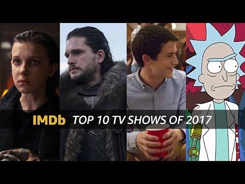 IMDb's Top 10 TV Shows Of 2017