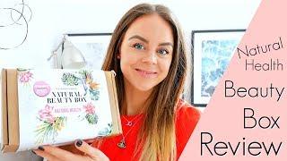 Natural Health Beauty Box Review