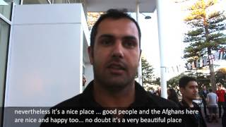 Mohammad Nabi ╰▶ Afghan Cricket Team Captin - Exclusive Interview in Napier NZ