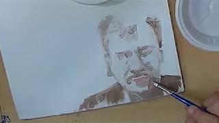 #VLOG-E-RANGEEN Practissh Painting