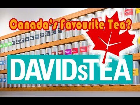 DavidsTea: How They Made Loose Leaf Tea Popular In Canada