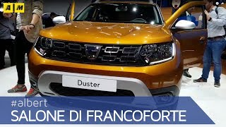 Dacia nuovo Duster: live dal Salone la seconda generazione [ENGLISH SUB]