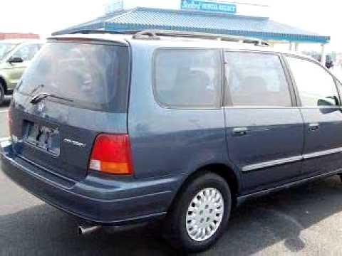 Sold 1995 Honda Odyssey 27332 Sanford Honda Youtube