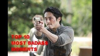 Glenn Rhee Top 10 Most badass moments