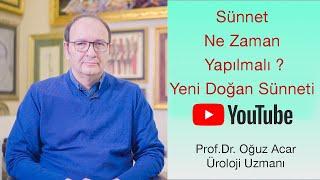 Sünnet   Prof.Dr. Oğuz Acar   Doktorundan Dinle