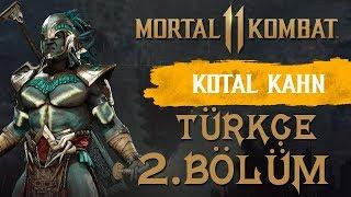 ZAMANI GERİYE SARAN TANRI | Mortal Kombat 11 Türkçe 2. Bölüm
