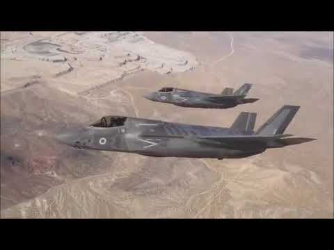 UK F-35Bs over Edwards