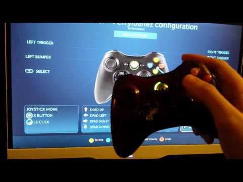 For Honor - Controller dead zone sensitivity adjustment for PC