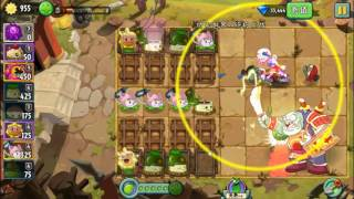 Растения против Зомби 2 китайская версия 2 0 0 Kung Fu World ZOMBOSS