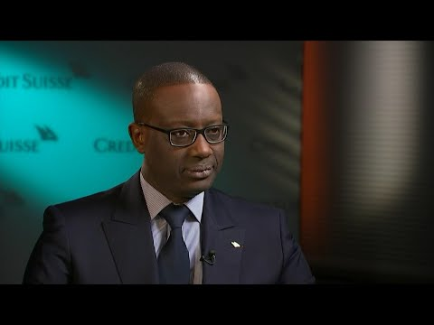 Credit Suisse CEO Thiam on Trading Revenue, Volatility and Turnaround Plan