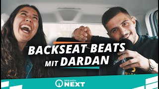 Dardan tanzt zu Valle Kosovare - Backseat Beats // Bremen NEXT