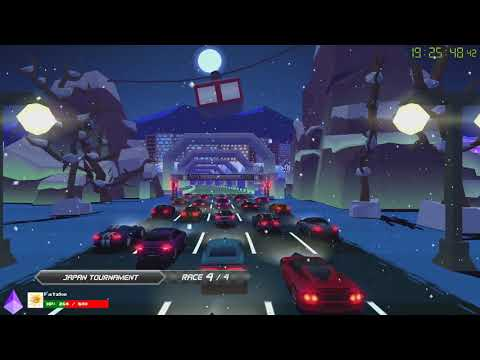 Horizon Chase Turbo (PS4) - Full Playthrough [Part 6/6]