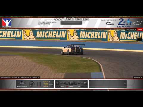 iRacing Le Mans Time Trial - 911 GT3 Cup - Michel Levesque - 4:05.95