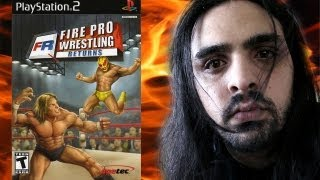 Firepro Wrestling Returns PS2 Review