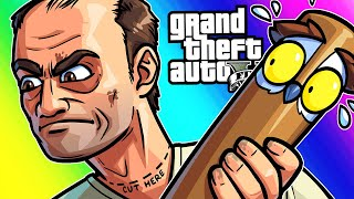 GTA5 Funny Moments - The New Prop Hunt Game Mode!