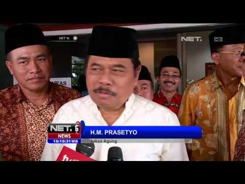 Jaksa Agung Prasetyo Bantah Dihubungi Kader Partai Nasdem