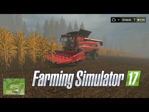 Farming Simulator 17--Private World Tour!--WE ARE BACK!!