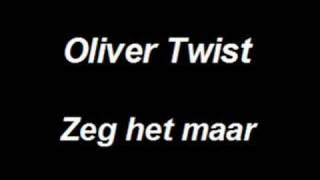 Oliver Twist - Zeg het maar - Nederland - Musical