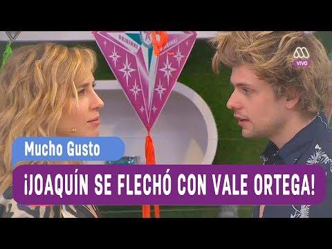 ¡Joaquín se flechó con Vale Ortega! - Mucho Gusto 2017