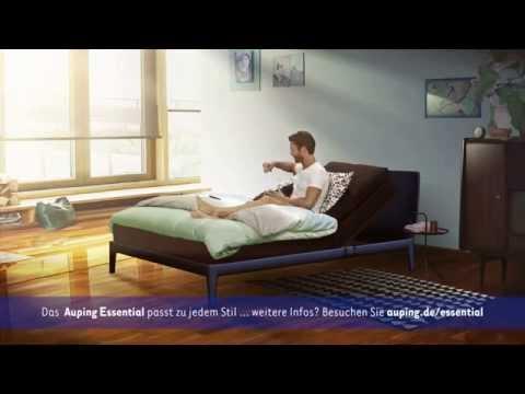 Das Auping Essential Bett Youtube