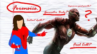 Could YOU Become The FLASH? - Science Behind Superheroes