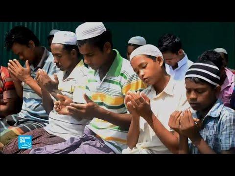 كيف يستقبل اللاجئون الروهينغا شهر رمضان في بنغلادش؟  - 15:23-2018 / 5 / 17