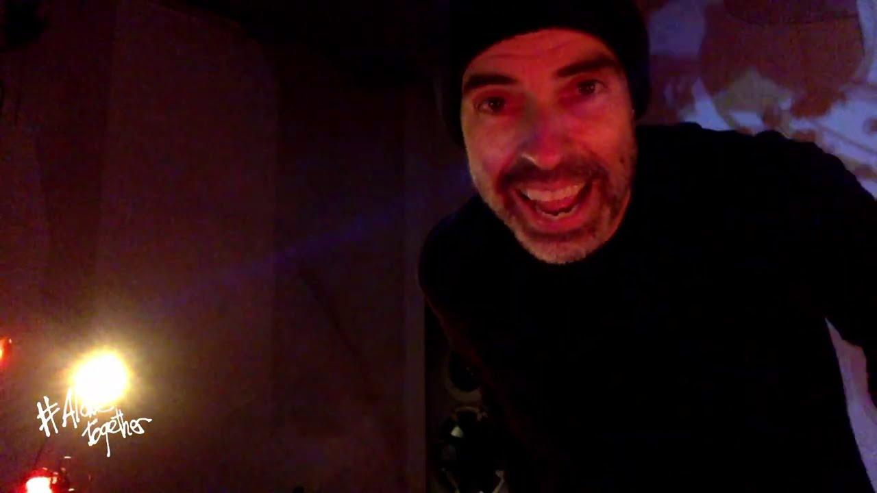 Chris Liebing #alonetogether DJ Live Stream for Danny Tenaglia's 60th Birthday