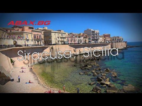 Siracusa, Sicilia, Italy travel guide 4K bluemaxbg.com