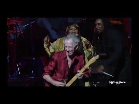 Keith Richards - Happy - Apollo Theater 2015
