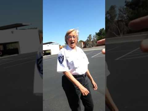 "Harassed By ""Psycho Rent A Cop"" Twice, Las Vegas NV (Parts 1 & 2 Merged )"