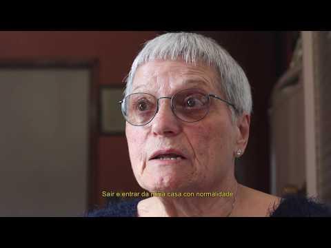 Una mujer con discapacidad cuenta su lucha contra el Concello de Abadín