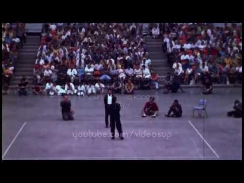 Брюс Ли чемпионат по карате оригинал