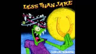Just like Frank Less Than Jake