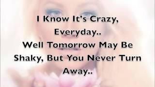 Save Me From Myself-Christina Aguilera Lyrics