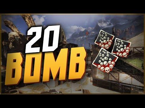 Crazy Solo Skull Drop // 20 Bomb