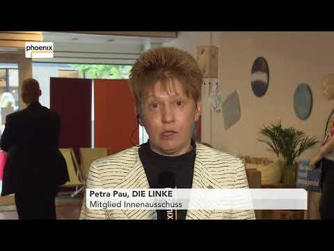 Petra Pau zum BAMF-Skandal am 25.05.18