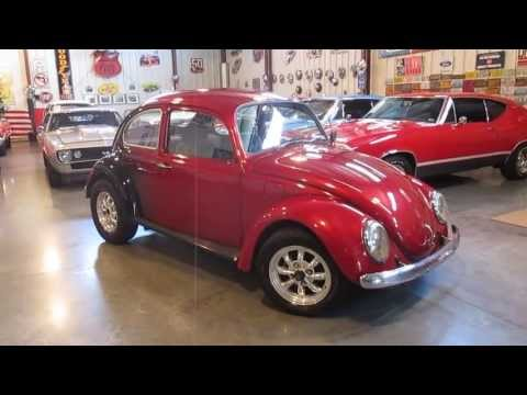 ***SOLD***1970 Volkswagen Beetle, 1600CC, 4 Speed, For Sale, Passing Lane Motors, Classic Cars